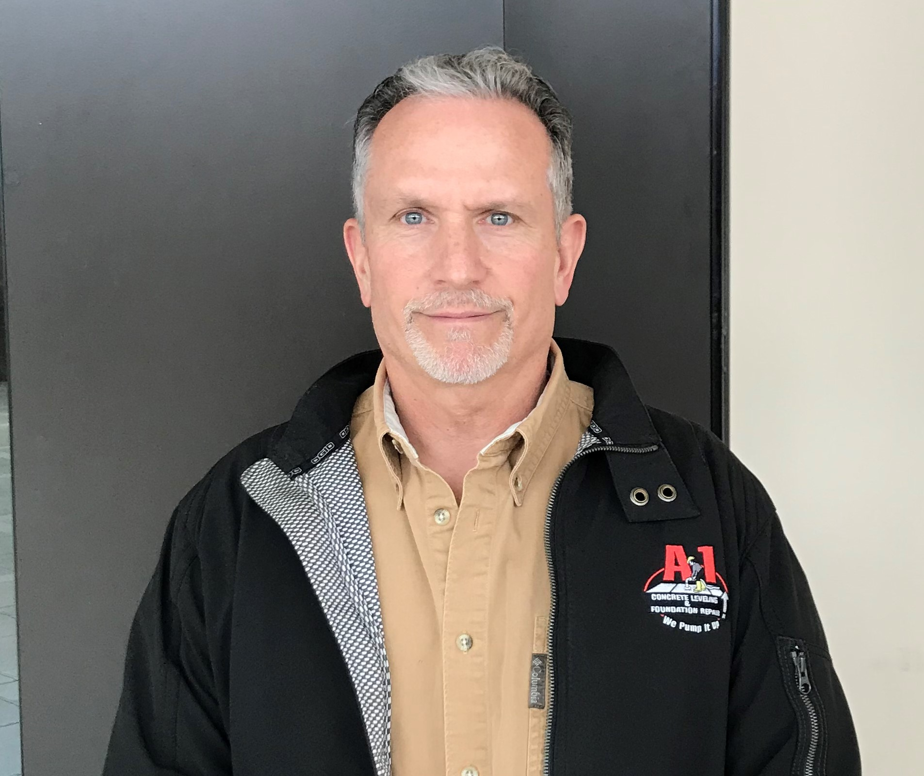 A-1 Concrete Leveling - East's Owner, John Romanin